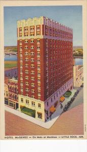 Hotel McGehee Little Rock Arkansas