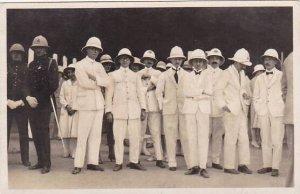 Belgian Congo Visit Prince Albert Real Photo
