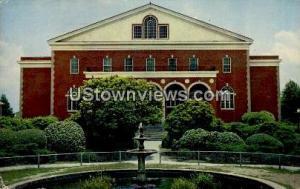 College Union Greenville NC 1963