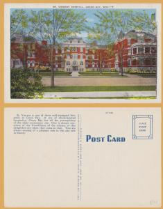 Green Bay, Wis., St. Vincent Hospital -