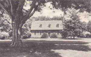 Virginia Princess Anne County The Thoroughgood House Albertype