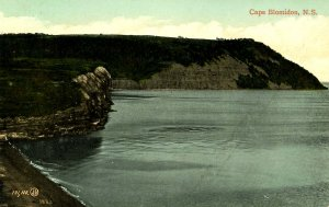 Canada - Nova Scotia, Cape Blomidon