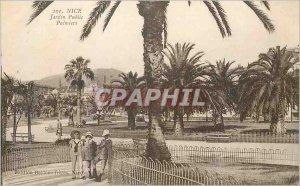 Postcard Modern Libreville Gabon Facade of the church Saint Michel (N'Kembo)
