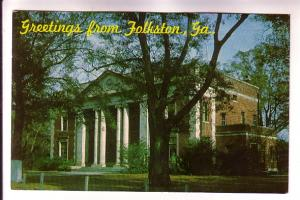 County Court House, Folkston, Georgia, John Reeves