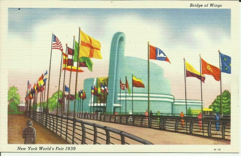 New York World's Fair 1939, Bridge Of Wings