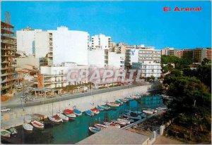 Modern Postcard El Arenal Mallorca