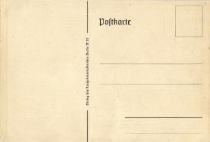 german west africa, Cameroon Togo, Map Postcard (1919)