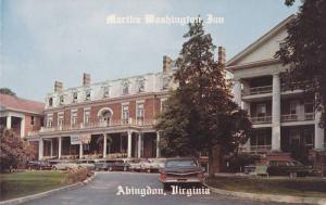 Martha Washington Inn, Abingdon, Virginia, 40-60´s