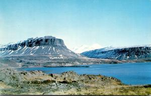 Iceland Hvalfjordhur The Whale Fjord