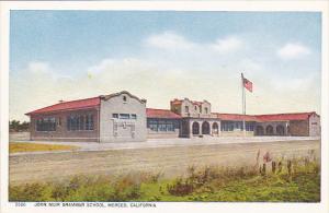 California Merced John Muir Grammar School