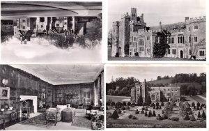 Compton Wynates Tysoe  Warwickshire Real Photo 4x Postcard s
