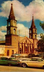 Mexico Matamoros The Matamoros Cathedral