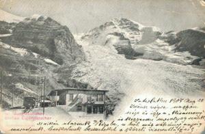 Czech Republic Jungfraubahn Station Eigergletscher 2.53