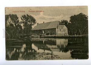 148296 Latvia Valka WALK Mill Peddeln-Muhle Vintage PC
