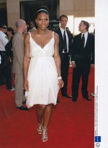 Serena Williams Walks Red Carpet 2007 ESPY Sports Awards USA Tennis Press Photo