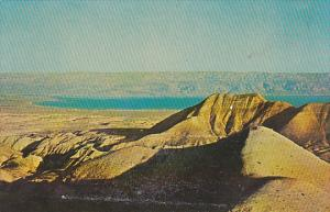 Judea Hills, The Dead Sea and Mountains Of Moab, Israel, 1940-1960s