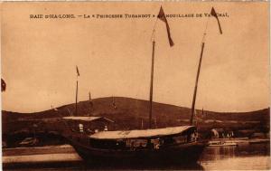 CPA VIETNAM INDOCHINE-Baie d'Ha Long-La Princesse Turandot (321299)