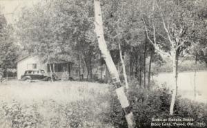 TWEED , Ontario , 1939 ; Kanata Beach , Stoco Lake