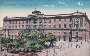 Taranto , Italy , 00-10s ; Palazzo degli Uffici