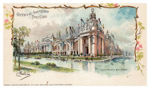 St.Louis Fair 1904 , Electricity Building