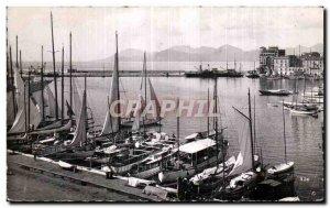 Postcard Old Port Cannes L Esterel La Cote d Azur Boat