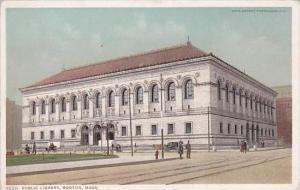 Massachusetts Boston Public Library