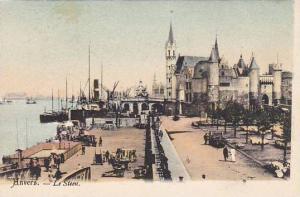 Belgium Antwerpen Anvers Le Steen
