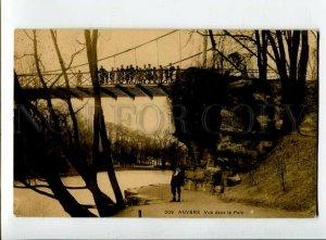 3138327 Belgium ANTWERP Park vue dans le Parc Vintage PC