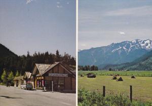 2-Views, Pembeton, British Columbia, Canada, 50-70s