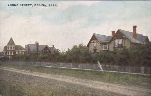 Lorne Street, Residences, REGINA, Saskatchewan, Canada, 1900-1910s