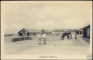 netherlands, OLDEBROEK, Kazerne, Barracks (1936)