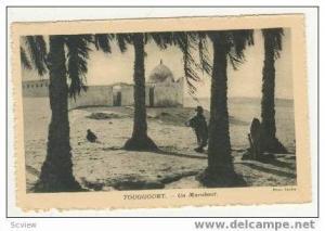 TOUGGOURT, Algeria, Un Marabout, 20-30s