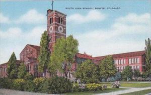 Colorado Denver South High School