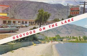 Osoyoos on the lake, B.C. , Canada , 1960s