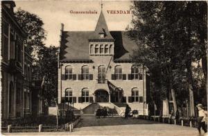 CPA Veendam Gemeentehuis NETHERLANDS (728367)
