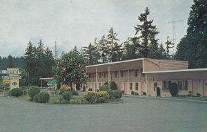 BREMERTON , Washington , 50-60s ; Shorewood Motel
