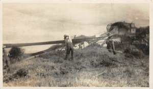 F42/ Occupational RPPC Postcard c1910 Farming Scene Harvest 15