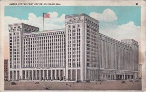 Illinois Chicago United States Post Office
