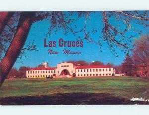 Unused Pre-1980 BUILDING Las Cruces New Mexico NM hn7147