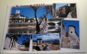 France Crest Bonjour Multi-view Cellard - posted 1999
