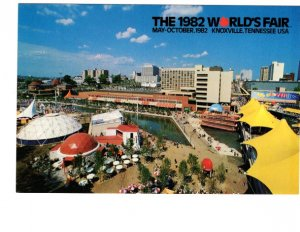 1982 World's Fair, Knoxville Tennessee, Gateway to the Great Smokies