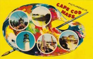 Massachusetts Cape Cod Picturesque Scenes