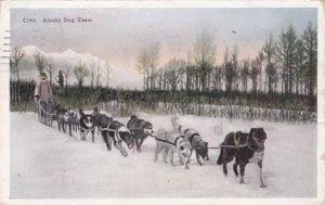 Alaska Dog Team 1934 sk928
