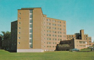 KITCHNER , Ontario , Canada , 1950-60s ; Waterloo Hospital