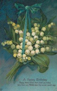 Birthday , White flowers , 00-10s