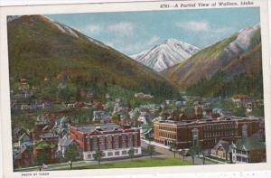 Idaho Wallace A Partial View