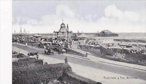 England Worthington Bandstand and Pier