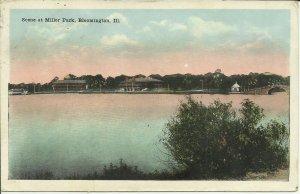 Bloomington, ILL., Scene at Miller Park Illinois