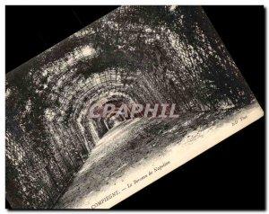Old Postcard Compiegne The Cradle of Napoleon 1st