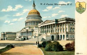 DC - Washington. U.S. Capitol